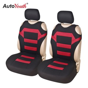 nterior Accessories Automobiles Covers Autoyouth Car Seat Protection 2PCS Front Seat Cover T-Shirt Styleing Car Interior Accessories Re...