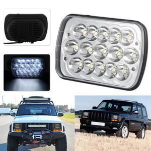 Car LED Light Work 12V-24V 45W 6500K voiture Phare antibrouillard Assemblée Travail Ampoule Accessoires professionnels pour hors-route