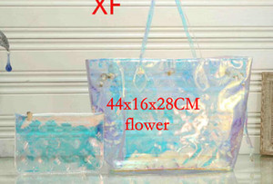 большой размер сумка с бумажником новых модными женщинами случайных сумки леди известного дизайнером сумка кожзаменитель дорожных сумки женским кошельком 2pcs / комплект
