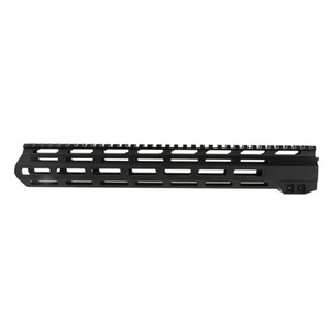 Tactical AR 15 M4 13.5 inch M-LOK M LOK Slim Free Float Handguard Picatinny Rail Section