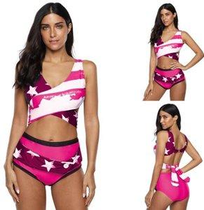 al por mayor más grande del bikini de la colmena de las mujeres delgadas con grasa y gran fracción de tamaño y se entrecruzan yakuda delgada traje de baño de estilo configuración flexible Bikinis