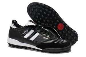 2019 جديد كأس كوبا مونديال الحديثة الحرفية استرو TF العشب أحذية كرة القدم أحذية كرة القدم أحذية رخيصة لكرة القدم للرجال المرابط للرجال