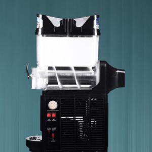 precio al por mayor nueva máquina de granizados nieve solo cilindro de la máquina de bebidas nieve de fusión comercial, industrial máquina fría