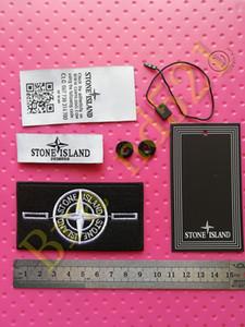 hilo de plata etiqueta tejida etiqueta hilo de la aguja de lujo para etiquetas de la ropa de la ropa que cosen etiqueta de coser notionEmbroidery Patch