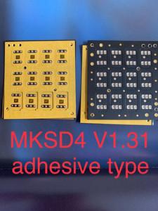 TOP SICAK Yeni yapışkanlı sürekli etiket ÇİFT DBSIM ile VSIM V6 için ip 07/06 / 8 / x / p Anahtarcı Turbo sim Gevey pro