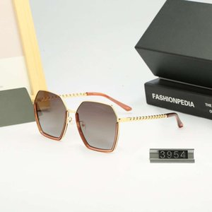 Womens Luxury Sunglasses Designer Sunglasses Woman Luxury Summer Glasses UV400 C 3954 5 Color Option High Quality with Box