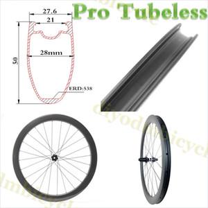 25 / 28mm Jantes Clincher Carbon Wheelset-Route-Disc-Brake 700C T800-fibre mat pleine Toray Fini Noir Disque Axle Wheelset