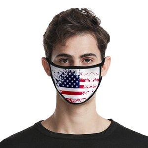 Máscara EE.UU. Día de la Independencia para las máscaras Señora cubrebocas color Rosa lavable poliéster EE.UU. Independencia autà newclipper KmrFB