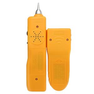 Freeshipping Yeni Çizgi Bulucu Kablo Test Cihazı Tel Tracker Tracer Ağ RJ11 RJ45 Test Cihazı LAN Test Cihazı Dedektörü