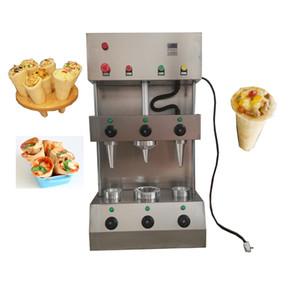 Hot Sale Comercial Pizza Cone máquina Pizza Cone Criador Hot Sale Cone Molding Machine Pizza Máquina