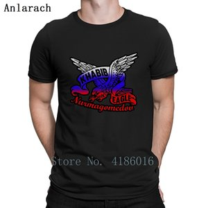 Khabib The Eagle T Shirt Cotton Cute Crew Neck Customize Normal Fashion Cool Spring Shirt