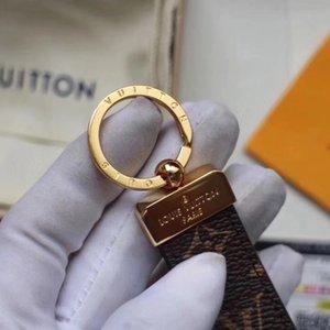 Lüks Anahtarlık Yüksek qualtiy Anahtarlık Anahtarlık Tutucu Marka Tasarımcılar Anahtarlık Box ile Porte Clef Hediye Erkekler Kadınlar Araba Çanta Anahtarlık