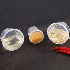 STOK A06 İÇİNDE Gıda Yağ Çeşni Paket servis Kutusu Gıda Paket servis Aksesuar tek kullanımlık plastik Sos Kutusu