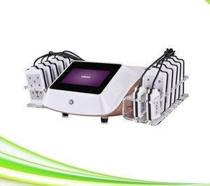 14 Laserpads kalte zerona Laser-Liposuktionskörper dünne Laser-Fettabsaugungsmaschine