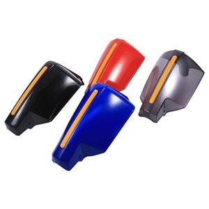 1 par de protección de mano para motocicleta, protector de manija, escudo, moto, motocross, scooter, a prueba de viento, manillar, protectores, equipo de protección