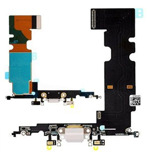 New Charger Charging Port USB Dock Connector replacement For iPhone 8 Headphone Audio Jack Flex Cable