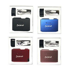 Kit autentico Joyone con Vape Pen batteria 410mAh Preriscaldare Box Mod e Cartuccia Pod kit di ricarica USB 100% originale