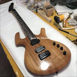 De alta qualidade guitarra elétrica. guitarra especial, instrumento musical, pintura cor de log, subiu fingerboard madeira, entrega gratuita Outros