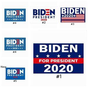 2020 Joe Biden Seçim Bayrağı 90x150cm Amerikan Başkanı Seçim Bayrağı Biden 2020 Bayrak Bahçe Seçim Banner ZZA2203 30Pcs