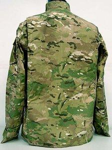 Exército U.S BDU alemão camuflagem terno tático militar de combate Airsoft uniforme -jacket + calças homens set roupas médica