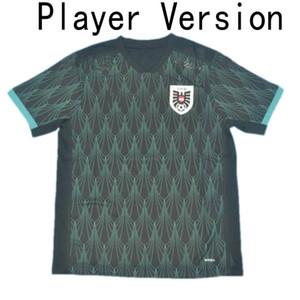2020 Austria Player Version Soccer Jersey #7 ARNAUTOVIC Away Soccer Shirt Mens #10 GRILLITSCH #15 PRODL Football Uniform
