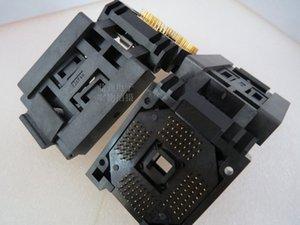 Orijinal YAMAICHI IC Testi Koltuk IC51-1284-1702 Yanan Programcı LQFP128 TQFP128 QFP128 Soket Adaptörü