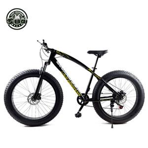 Libertad del amor de la venta caliente 7/21/24/27 nieve velocidad de bicicletas de 26 pulgadas 4.0 freno de disco mecánico de bicicletas grasa de bicicletas de montaña de envío gratuitos