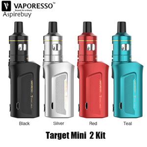 Vaporesso Target Mini 2 Kit avec batterie incorporée 2000mAh 50W Target Mini ll Mod 2 ml VM Tank CCELL bobine Bobine maillée 100% originale