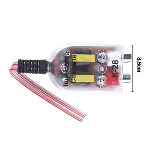 RCA CC 12V Audio Speaker Car alta a bassa impedenza del convertitore dell'adattatore di Auto Corno elettrico di frequenza # 30