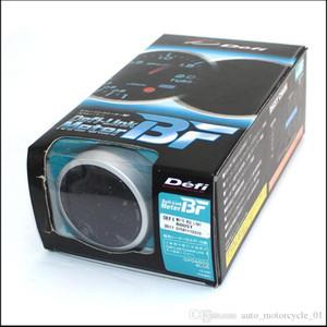 2,5 pulgadas de 60mm Defi BF Boost Gauge Medidor de coches, Color Rojo Luz