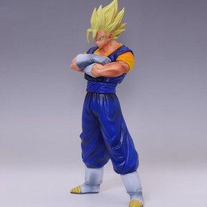 26 centímetros Dragon Ball Z Vegetto Figuras Vegeta Kakarotto Ação Mesclar Figuras presentes Brinquedos Melhor Coleção brinquedos para as crianças T200321
