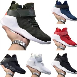 2020 Kwazi Mid-Top Mesh Breathable Running Shoe Originals Kwazi Action Buffer Rubber Built_in Zoom Air Cushioning Jogger Shoes