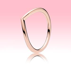 3 цвета полированные поперечные кольца желтые золотые розовые позолоты женские ювелирные изделия для Pandora Real 925 серебряные мужские кольца с оригинальной коробкой