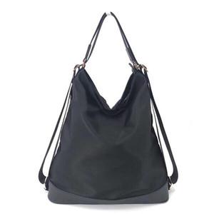 Оптовая нового нейлон женской сумки классической ретро мессенджер плечо сумка плечо рюкзак назначения двойной Оксфорд Почтальон холст зимой фас
