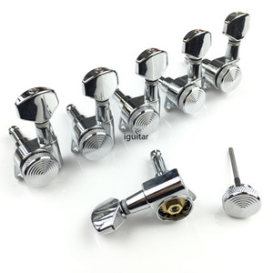 Tuning Pegs Guitar Locking Tuners Electric Guitar Machine Heads Tuners JN-07SP Lock Chrome High Quality ( With packaging )