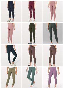 2020 designerlululemonlulu lu leggings lu yoga lemon pants 32 016 25 78 women sports workout seamless camo yogaworld setJy2L#
