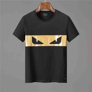 2020 Fashion Designer Marque P-P chaud forage Skulls T-shirt Vêtements pour hommes T-shirts pour homme Chemises à manches courtes T-shirt-20 VV4