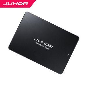 Orijinal JUHOR SSD 120GB 240GB 480GB 960GB 2.5Solid Hal Sürücüsü Disk Disk Katı Hal Diskler İç SSD Drop Shipping Toptan DHL Ücretsiz