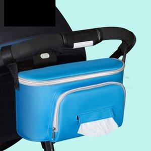31 x 11 x 18 centímetros Baby Stroller Organizer saco com ombro ajustável Strap e limpe Pocket Access para a mamã