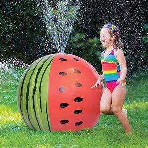 Inflable de juguete de riego de jardín piscina inflable para niños playa de rociadores de jardín Piscina de verano playa de los niños