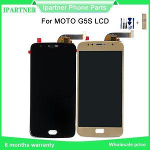 5.2 pollici LCD per Schermo LCD Touch Motorola Moto G5S sostituzione XT1793 XT1794 XT1792 LCD digitalizzatore con Strumenti gratuiti