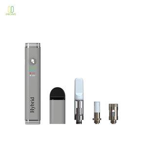 Couthomized Vape Pen Kit Упаковка Добро пожаловать OEM Заказать 510 резьбовая батарея с USB Micro
