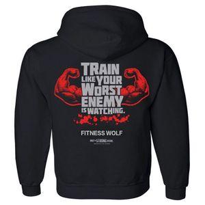 Autumn Print Clothing Large Size Mens Hoodies Training Raptors Mens Long Sleeve Sweatshirts Teenager Sports Clothing