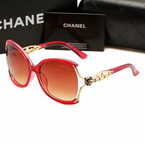 marca la caja original gafas de sol de moda las gafas de sol al aire libre 1929 gafas de sol de la moda de sombreado clásico de la señora de lujo del espejo para la entrega gratuita