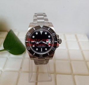 4 Hot Items BP Ceramic Bezel Watches 40 mm 116610 116610LN 114060 116619 Stainless Steel Sapphire Glass Asia 2813 Movement Mechanical A