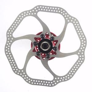 1 pz / lotto 160mm o 180mm 6 Bulloni Leggero In Acciaio Inox MTB Bicicletta Mountain Bike Rotori dei Freni Pastiglie dei Freni a Disco di Alta Qualità