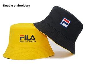 New fashion bucket hat fisherman hat high quality classic travel sun Foldable cap for men women sport golf caps