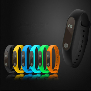 М2 Bluetooth смарт часы браслет водонепроницаемый монитор сердечного ритма Smartwatch для Android IOS деятельности фитнес-трекер шагомер смарт-часы