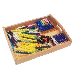 2017 جديد وصول الطفل مونتيسوري المواد الخشب الخشب لعبة علبة صغيرة لعب التدريس يستقبل البليت المبكر التعليم ما قبل المدرسة ألعاب