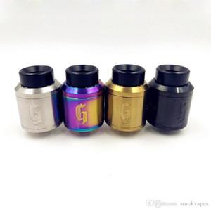 Nuovi Colorful 528 Goon 25 millimetri RDA Clone sostituibile driping Atomizer Alta qualità Fit 510 Discussione Mod Hot Cake DHL